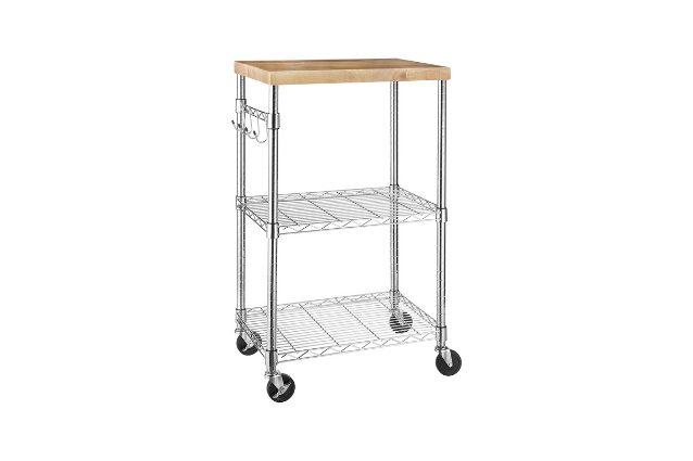 carrello da cucina AmazonBasics