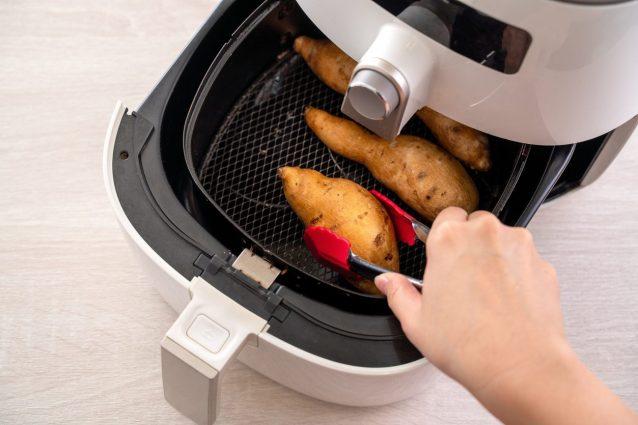 friggitrice ad aria: cos'è e come funziona