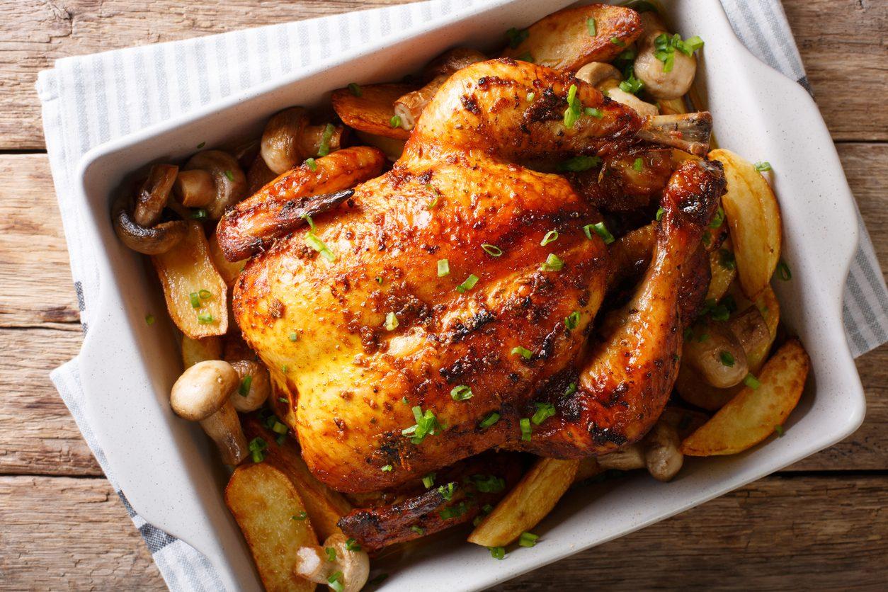Pollo a forno: gli errori da non fare per cucinarlo alla perfezione