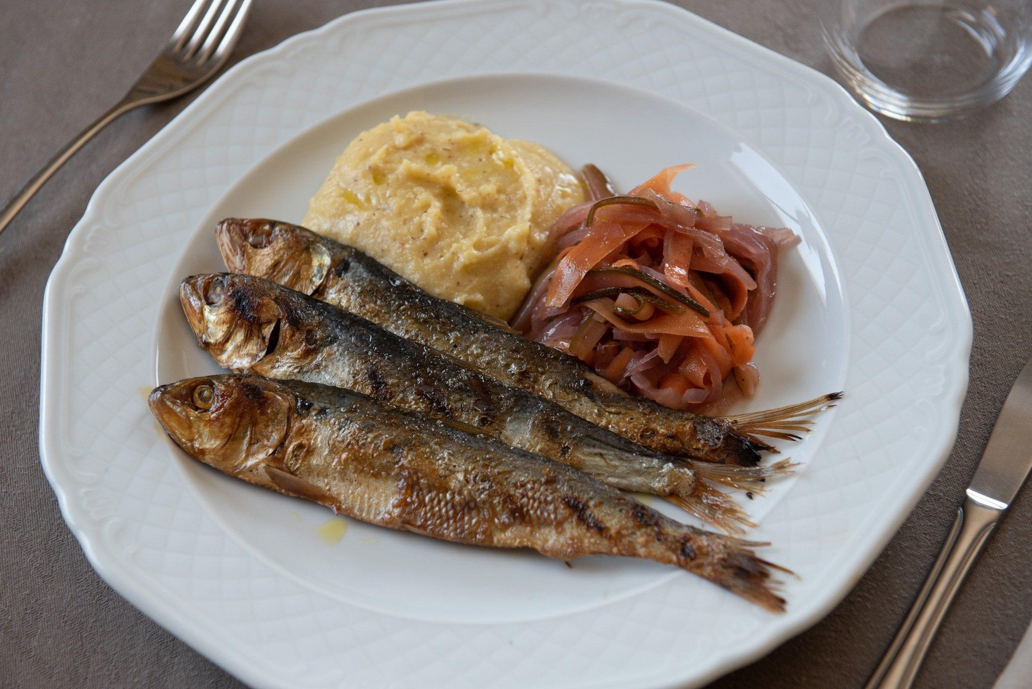 """Tutto sulle sardine essiccate tradizionali del Lago d'Iseo: le """"sardine-non-sardine"""""""