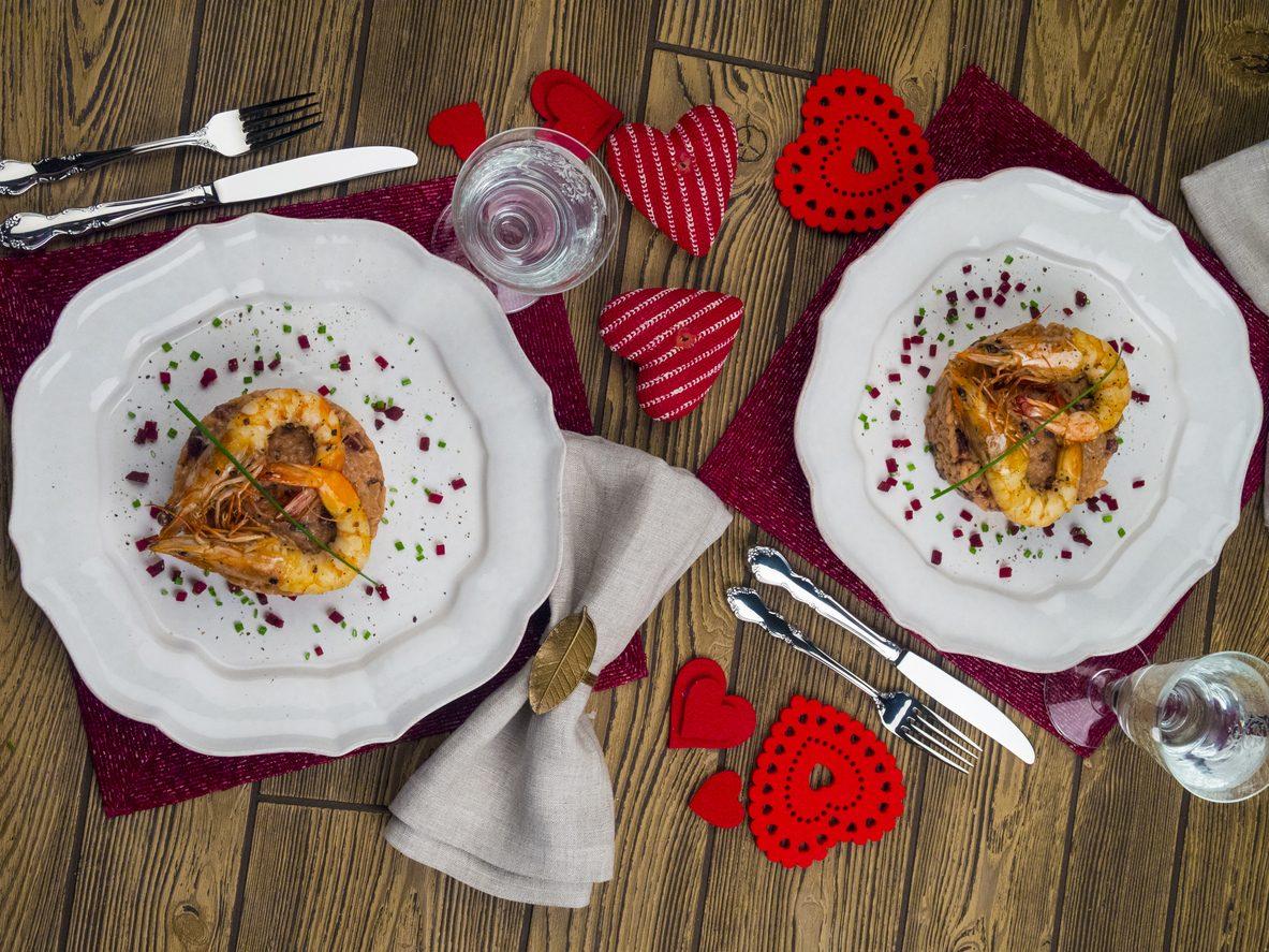 Secondi piatti di San Valentino: dalle ricette classiche alle idee più creative