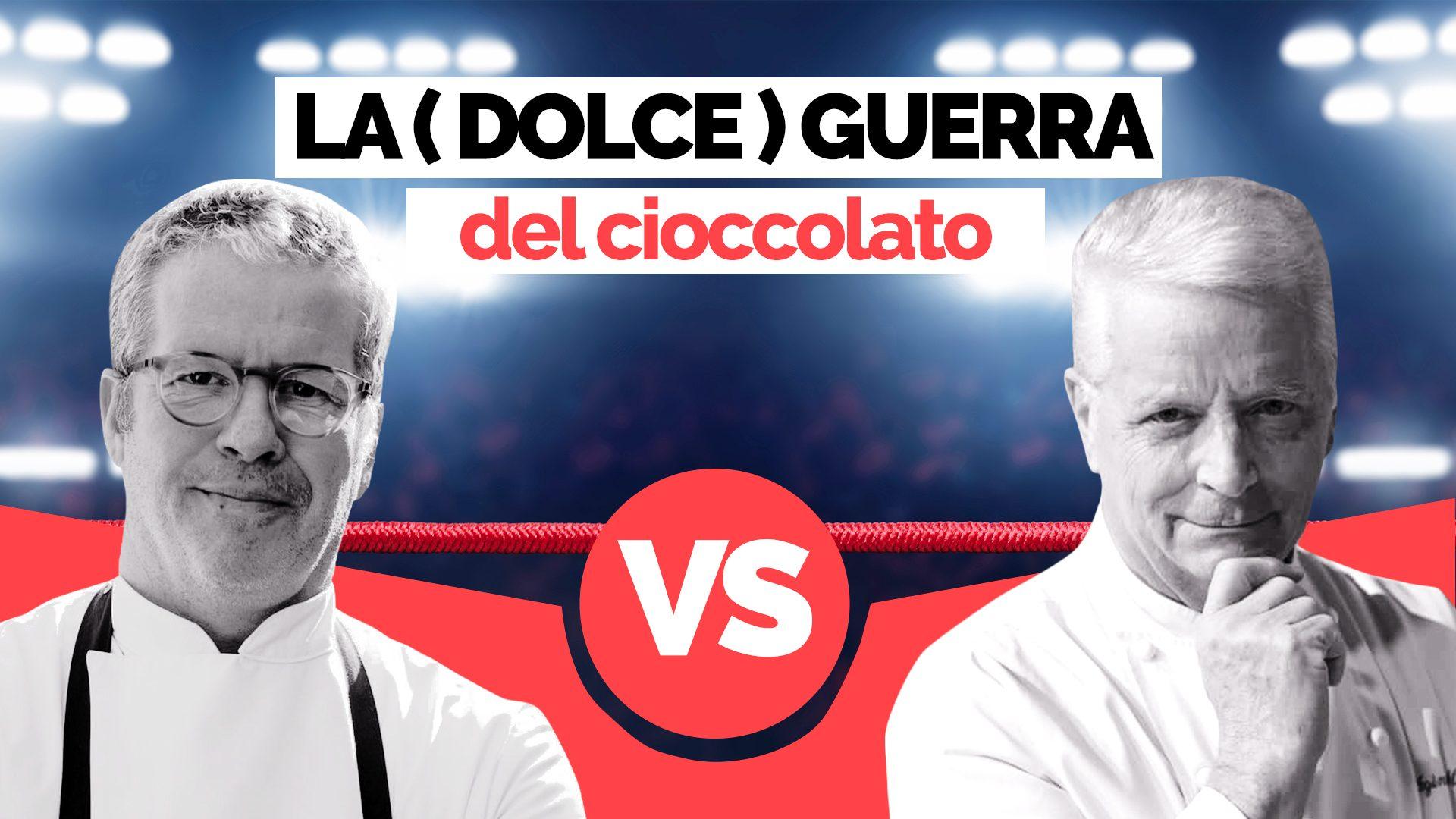 """Knam versus Massari: la """"dolce"""" guerra del cioccolato a suon di polemiche social"""
