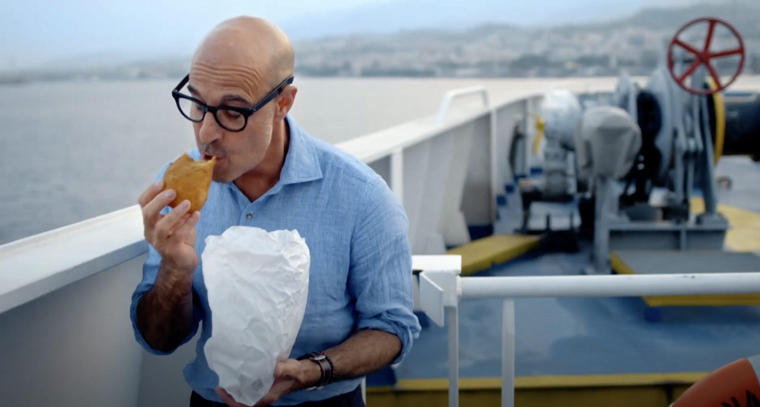 Americani pazzi per la cucina italiana: la serie tv che la racconta fa il boom di ascolti