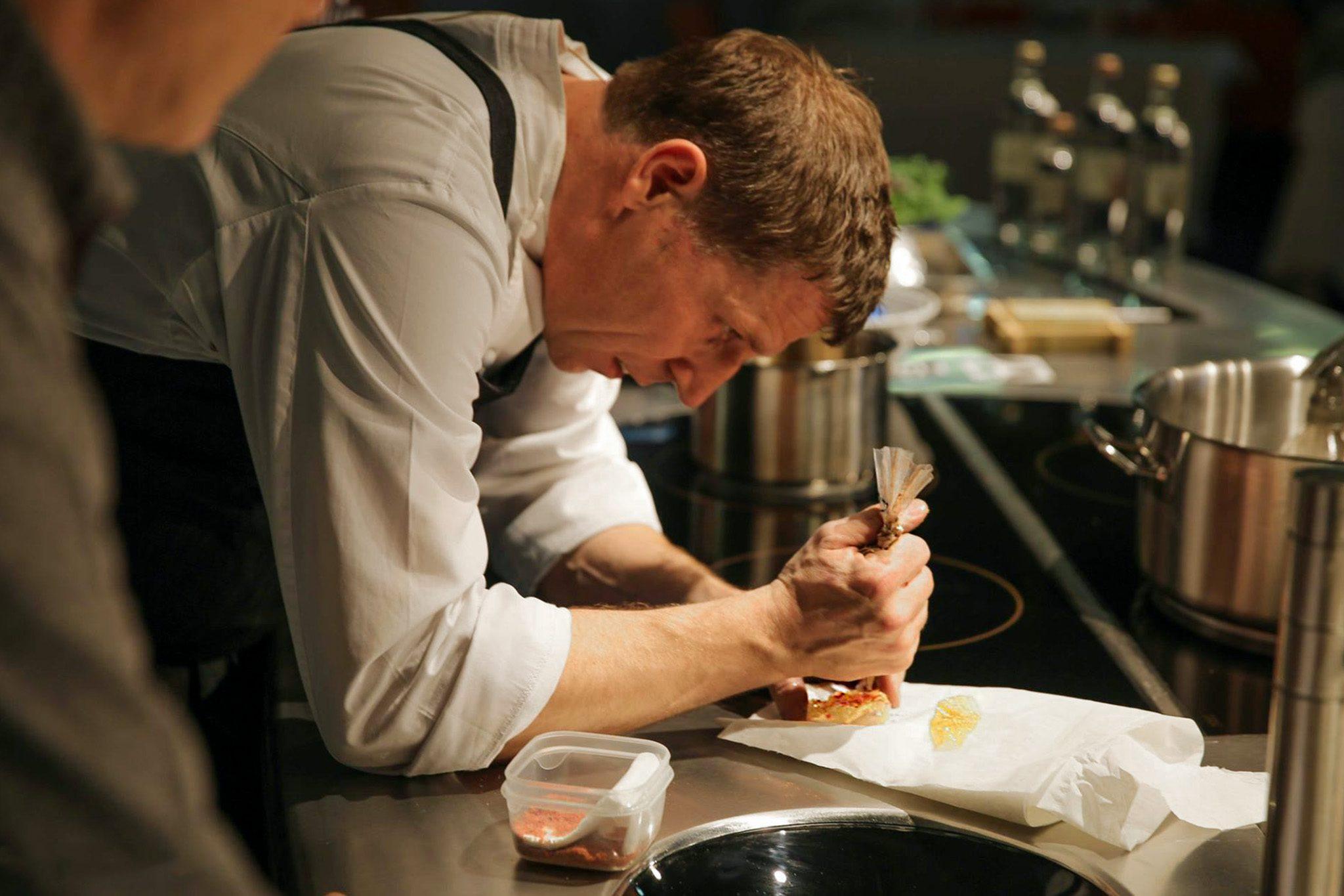 Terry Giacomello, chi è lo chef che ha portato la cucina molecolare in Italia