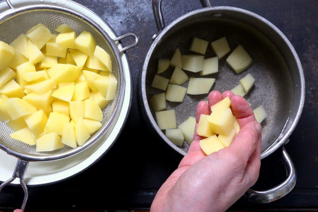 5_lessate le patate_gallinella di mare gratinata con patate©Gooduria lab