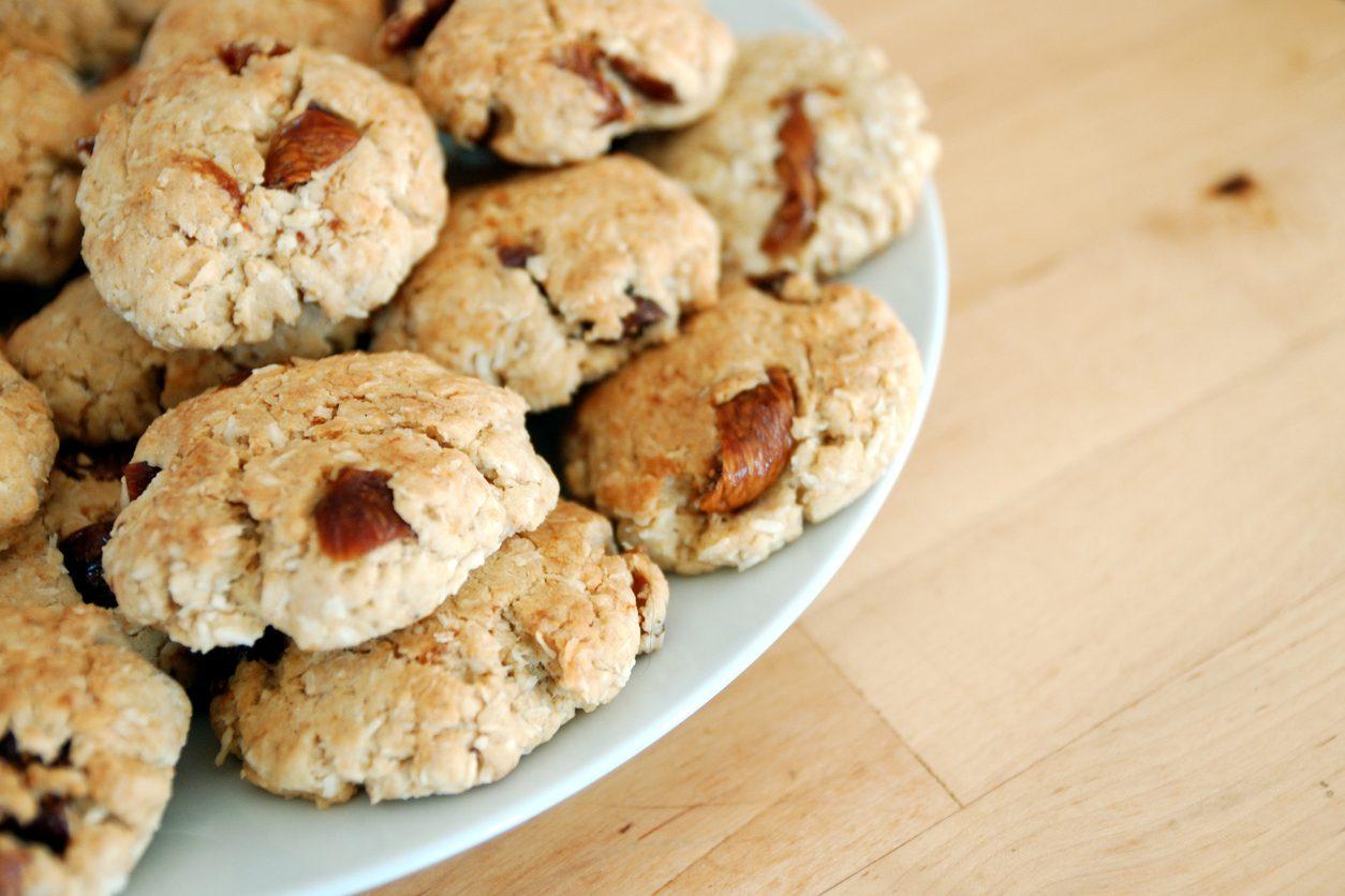 Biscotti con uvetta: la ricetta dei biscotti morbidi pronti in pochissimo tempo