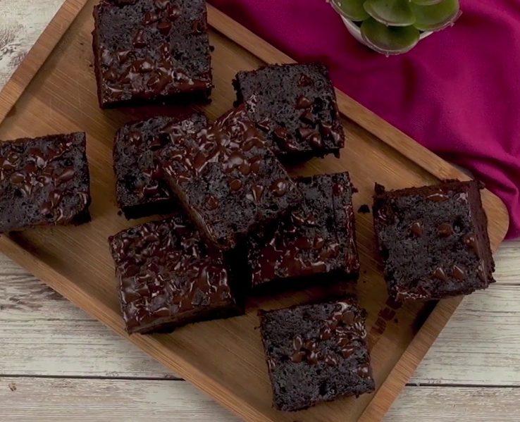 Brownies al microonde: la ricetta dei dolcetti facili e golosi pronti in 5 minuti