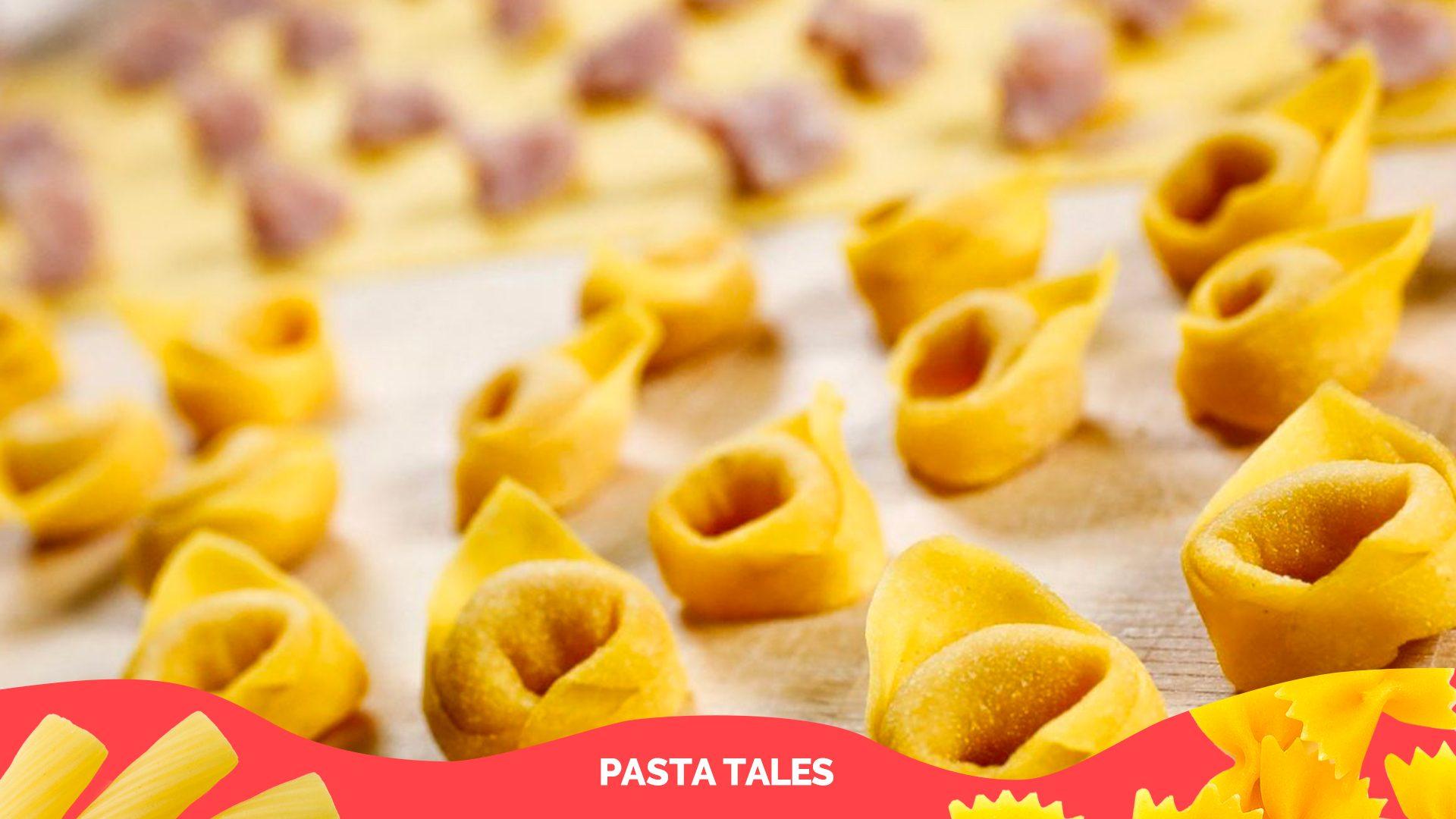 Viaggio sulla Via Emilia: il culto della pasta fresca in 36 formati diversi