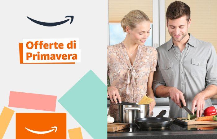 Offerte di primavera di Amazon: sconti fino al 50% su elettrodomestici per la cucina