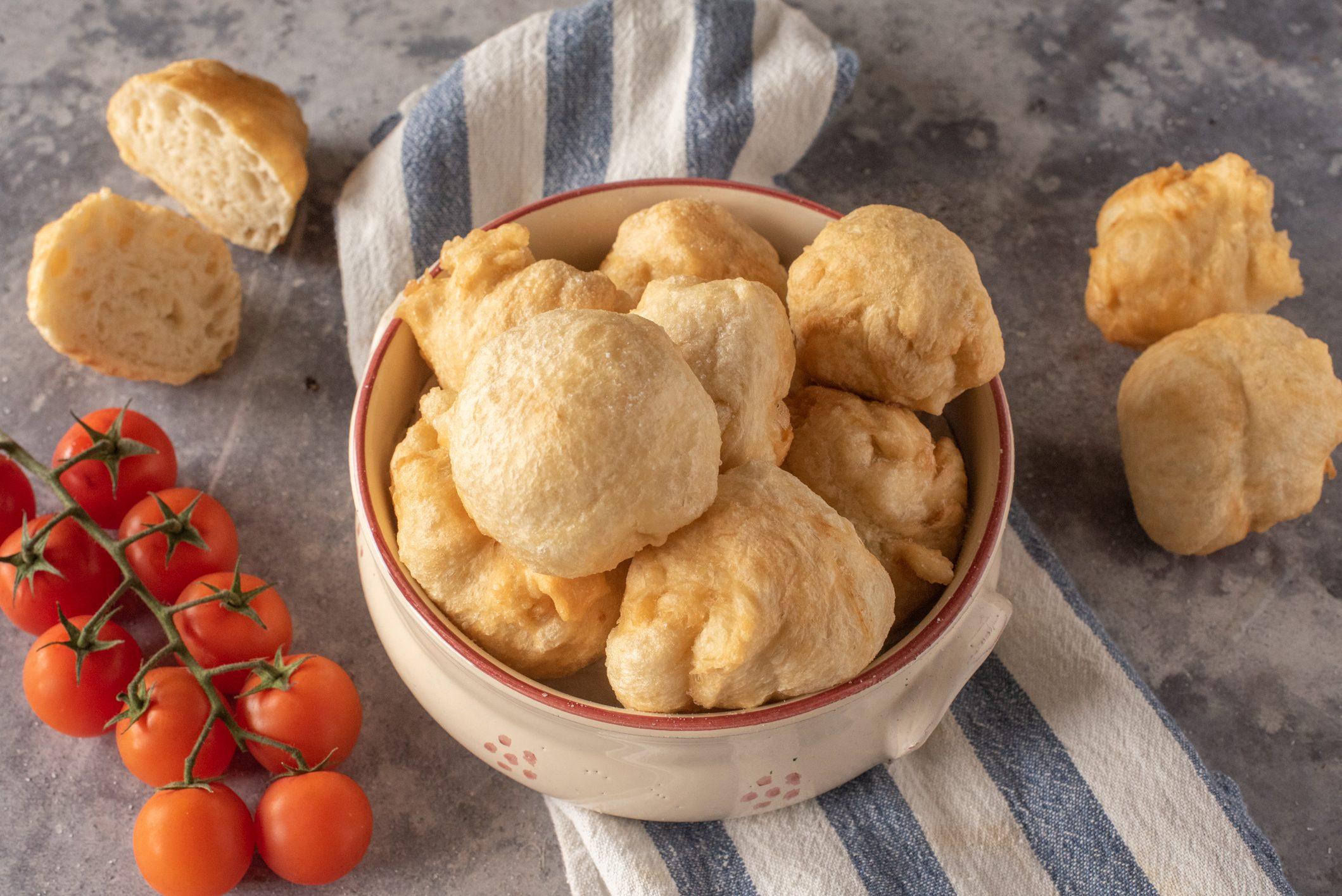Coccoli: la ricetta dello sfizioso antipasto tipico toscano
