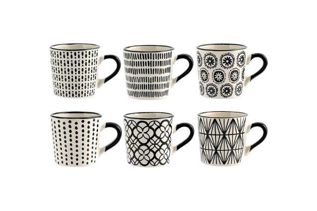 tazzine da caffè moderne