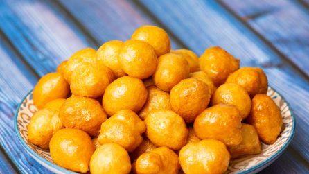 Lokma: la ricetta dei dolcetti lievitati turchi con sciroppo al miele