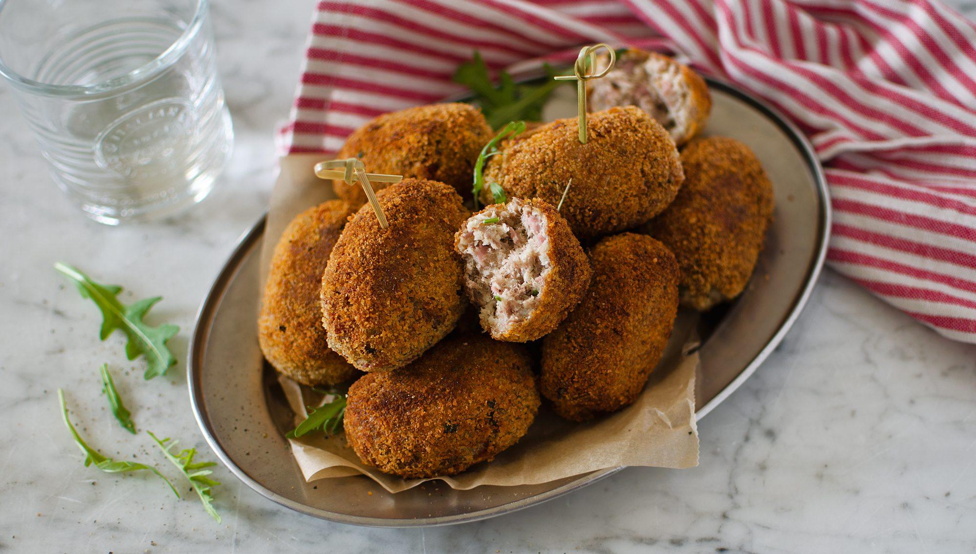 Mondeghili: la ricetta delle polpettine della tradizione milanese