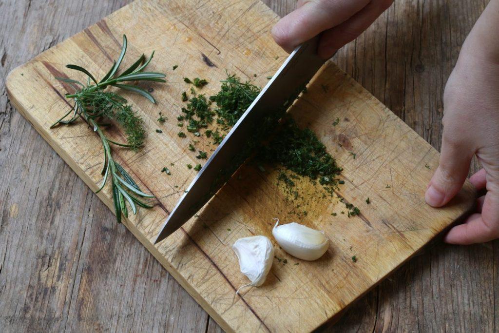 preparare gli aromi