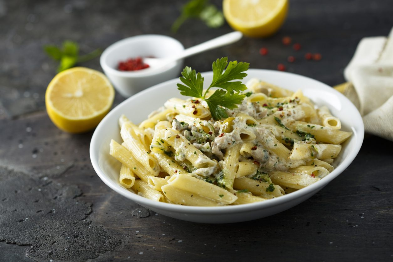 Pasta asparagi e gorgonzola: la ricetta del primo piatto semplice e saporito