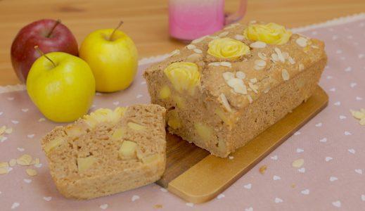 Plumcake cocco, mele e mandorle: la ricetta del dolce vegetale semplice e delizioso