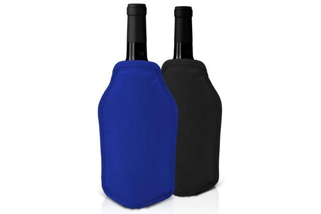 set di due raffredda bottiglie