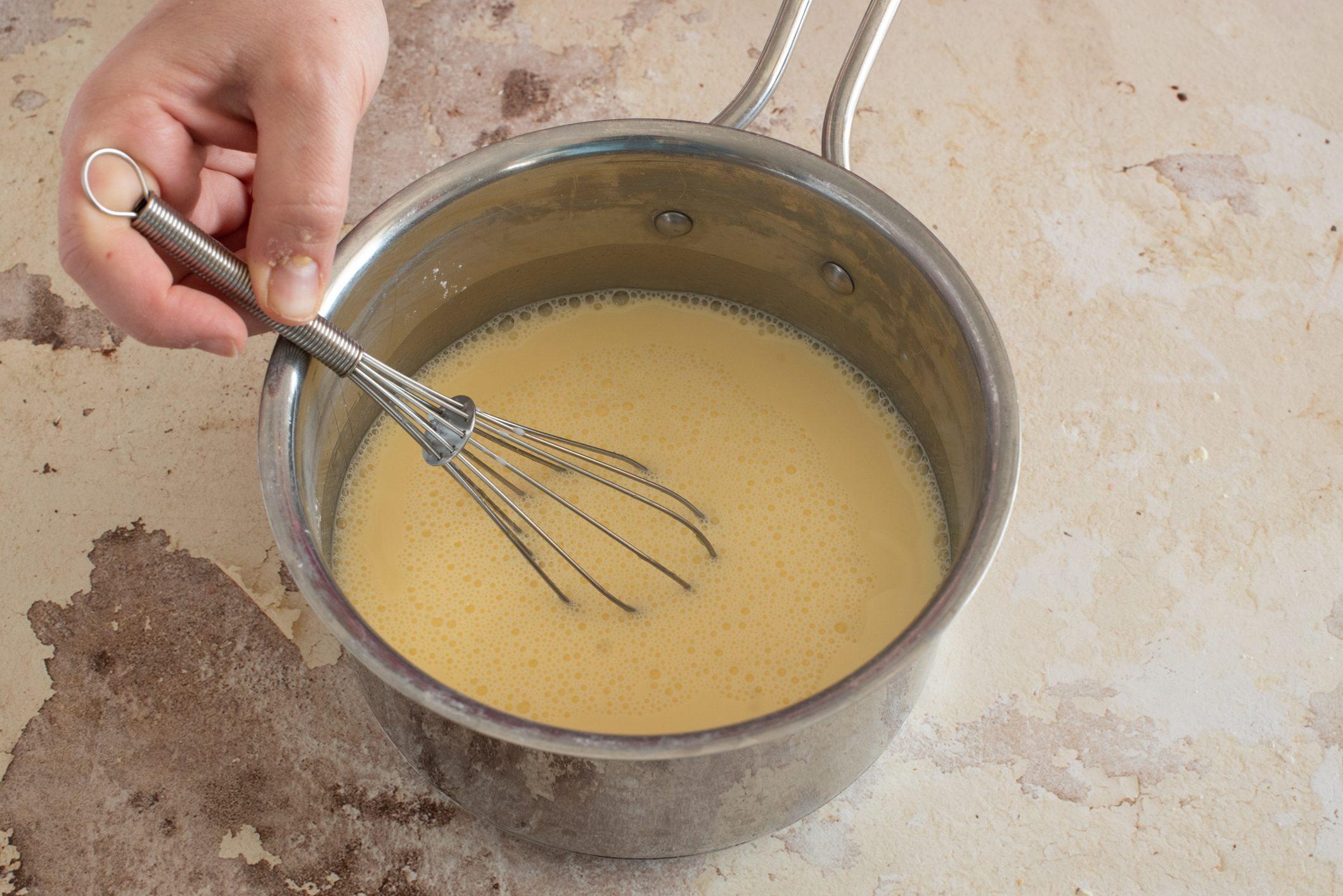 rotolo di zuppa inglese