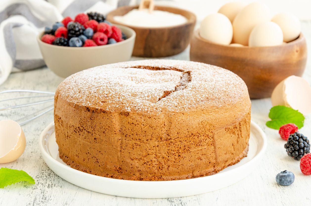 Torta alla panna montata: la ricetta del dolce semplice e super soffice