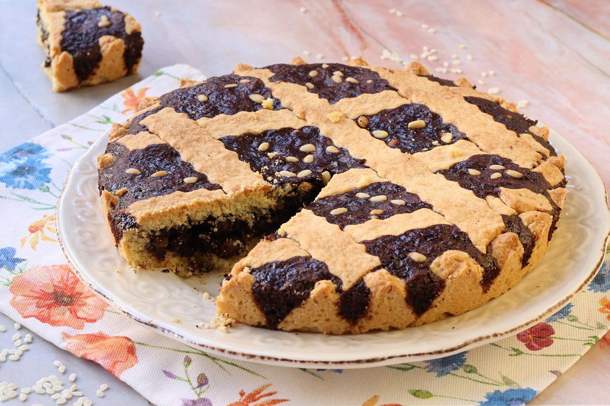 Torta coi bischeri: la ricetta del dolce tipico toscano