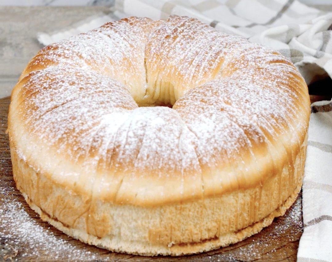 """Wool roll bread: la ricetta del pane """"rotolo di lana"""" soffice e delizioso"""