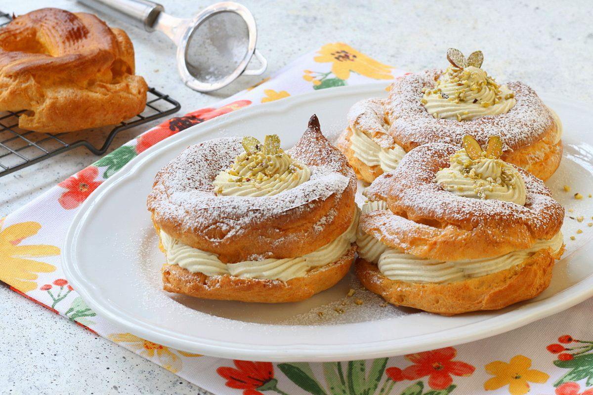Zeppole al pistacchio: la ricetta del dolce goloso per la festa del papà