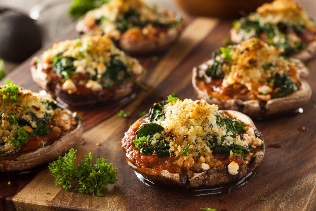 Portobello, prataioli, champignon: ricette semplici e golose con i funghi più diffusi