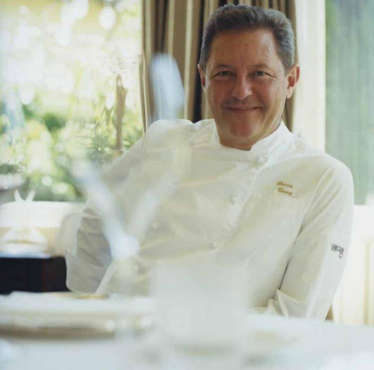 Foto dal sito ufficiale di Da Vittorio