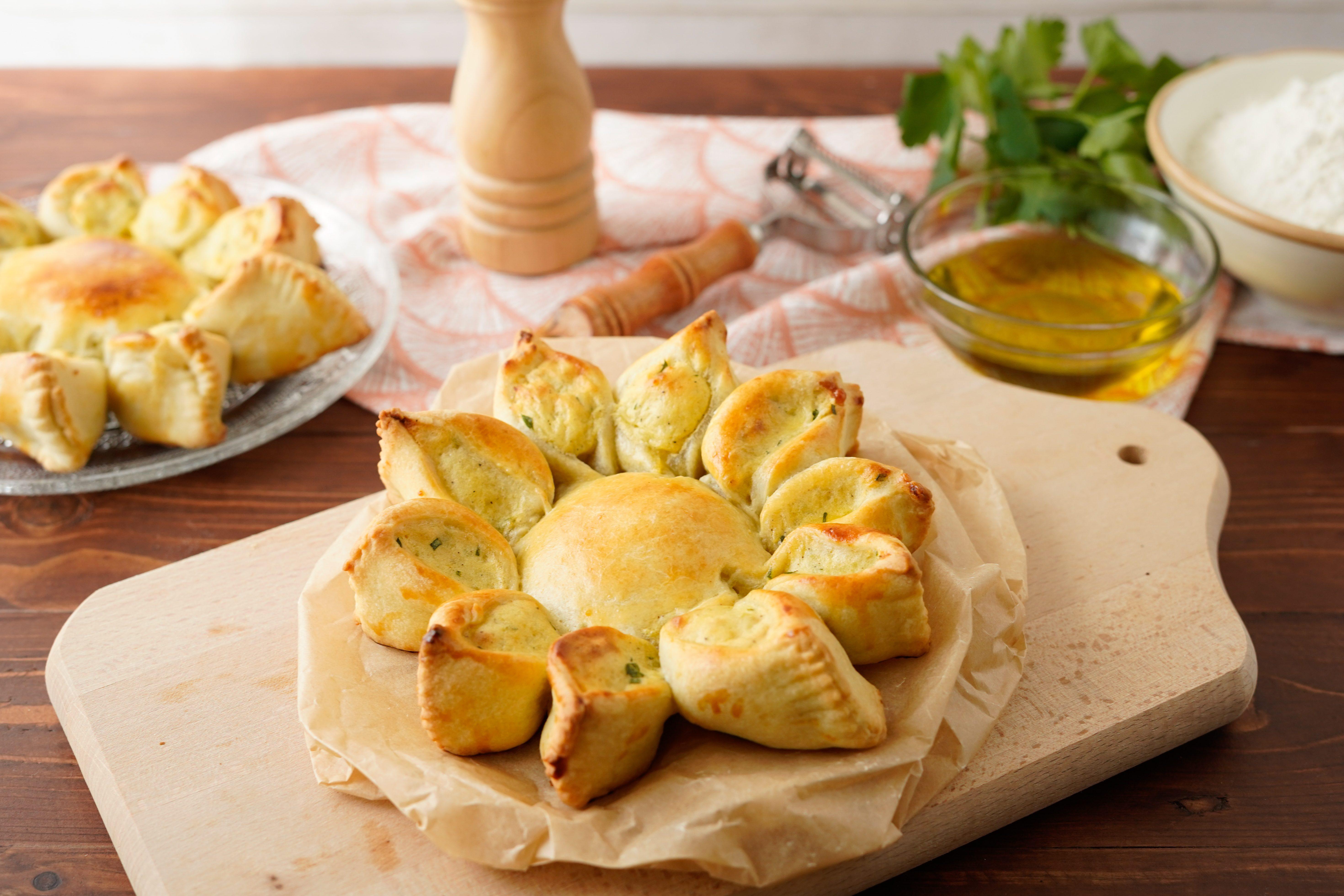 Fiori di patate: la ricetta del piatto bello da vedere