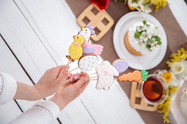 Formine per biscotti pasquali: i migliori stampini per farli a casa