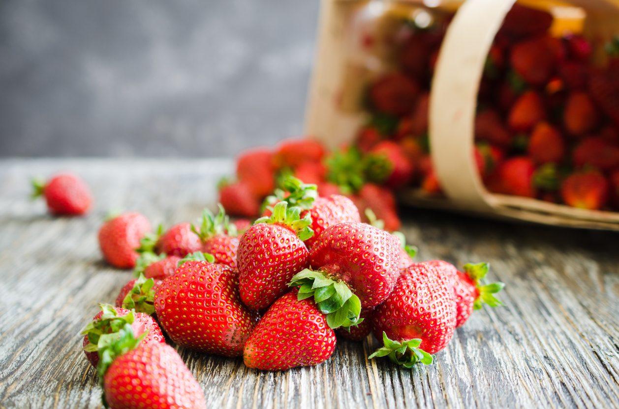 Energetiche, depurative e stimolanti: 7 motivi per amare le fragole