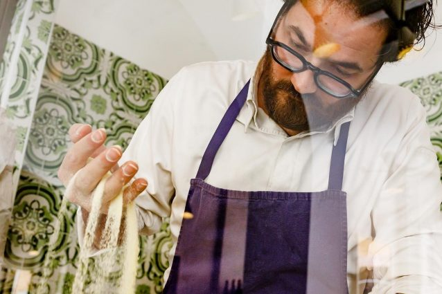 Foto dalla pagina Facebook di Luciano Cucina Italiana