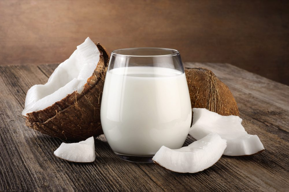 Come usare la noce di cocco: latte di cocco