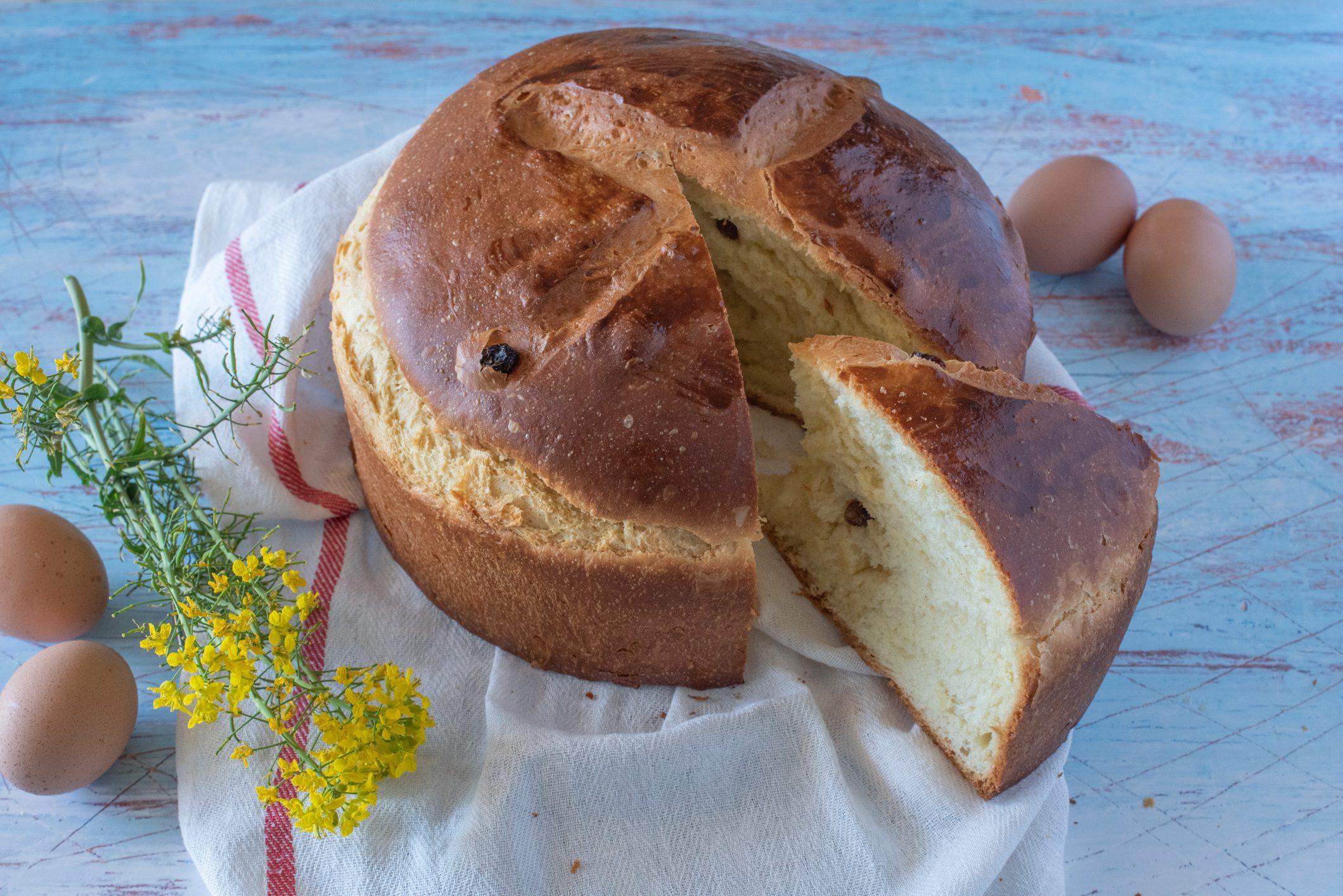 Pasimata della Garfagnana: la ricetta del lievitato pasquale tipico toscano