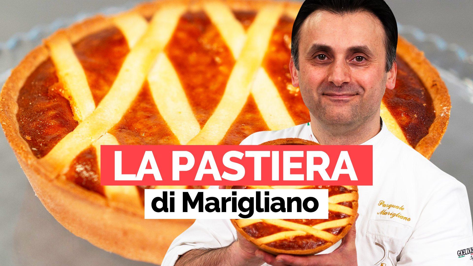 La pastiera napoletana tradizionale: la video ricetta di Pasquale Marigliano