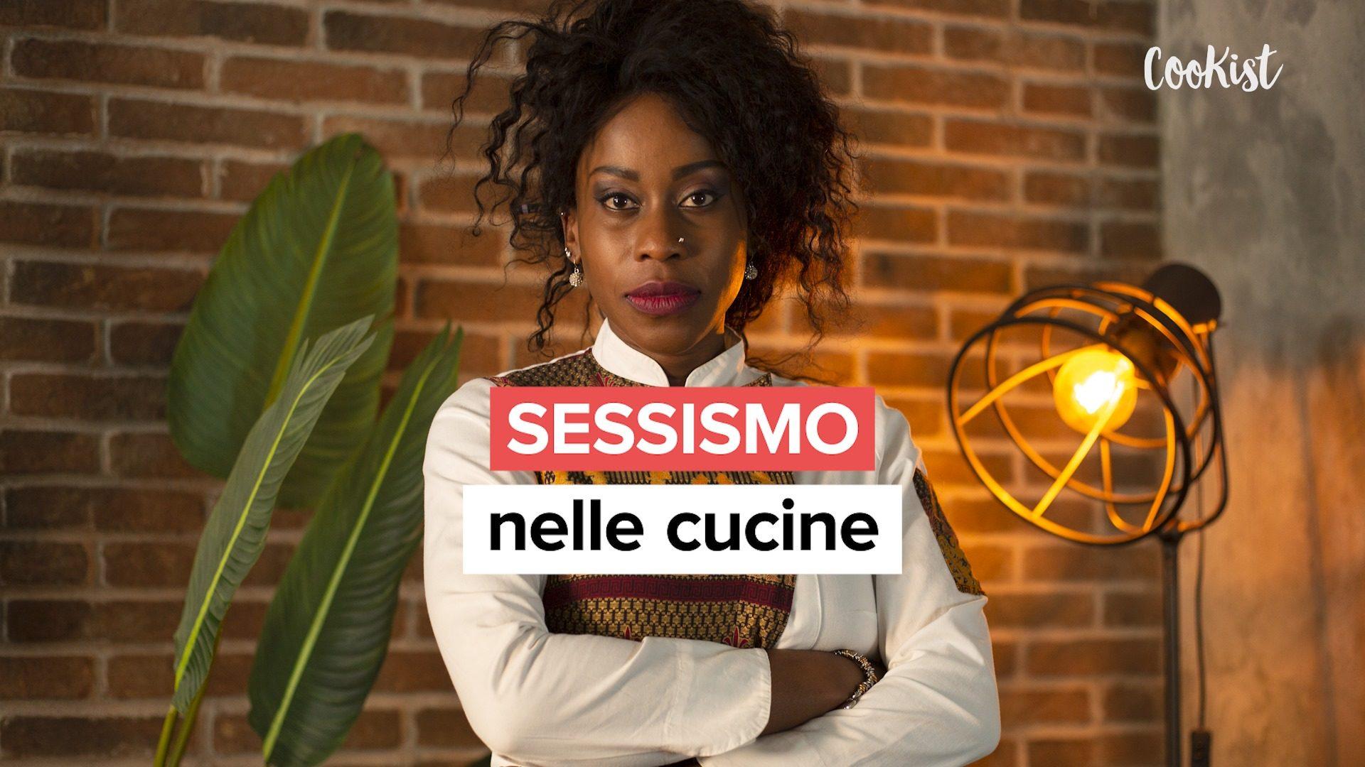Il sessismo in cucina fra pregiudizi, mobbing e umiliazioni: la storia di Victoire Gouloubi