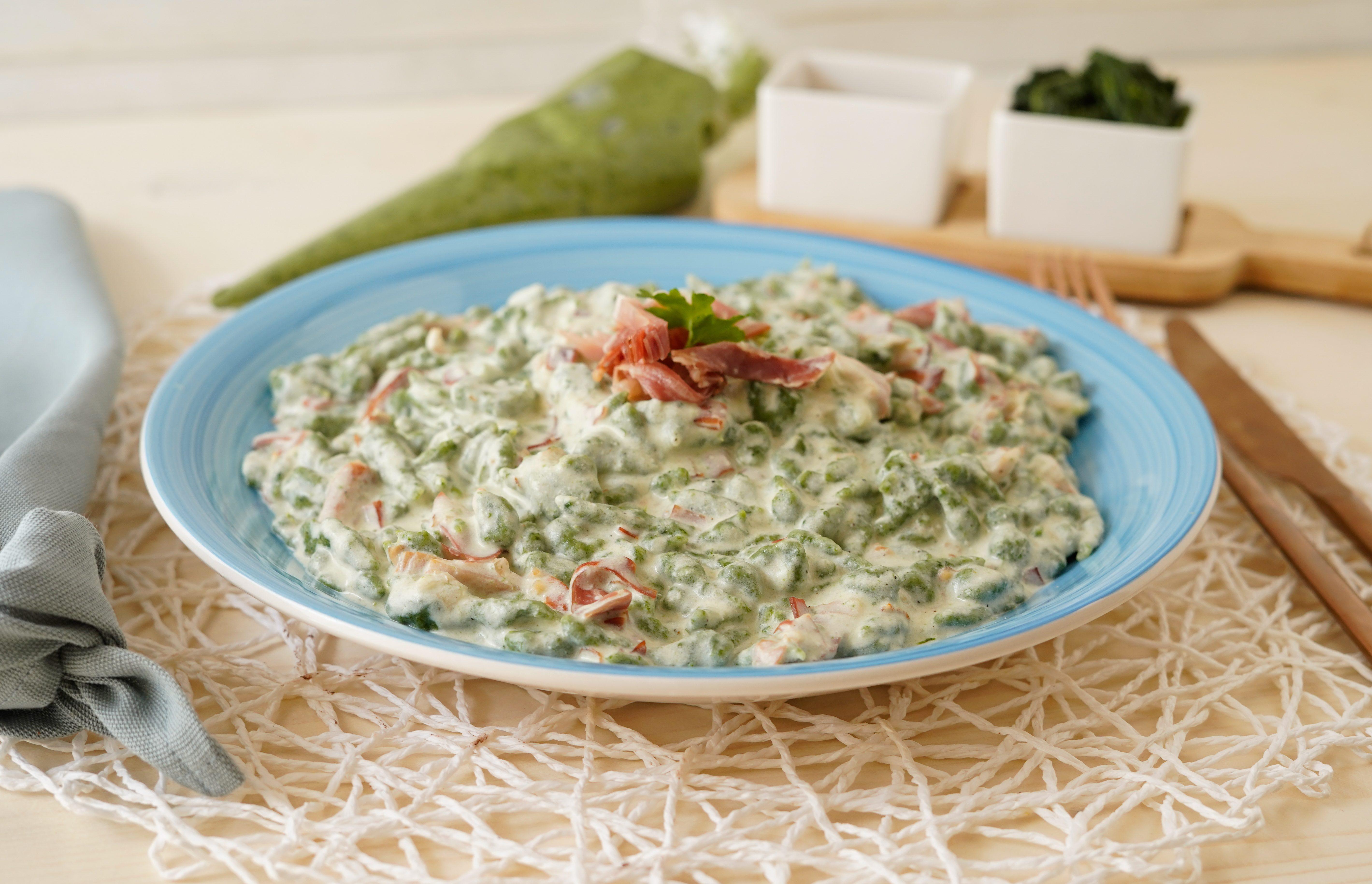 Spätzle agli spinaci: la ricetta della variante dei tipici gnocchetti tirolesi