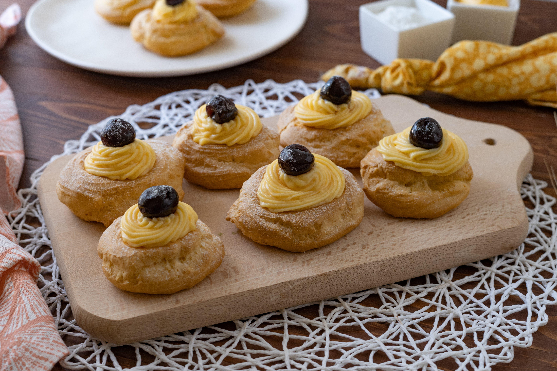 Zeppole di San Giuseppe senza glutine: la ricetta del dolce goloso e adatto a tutti