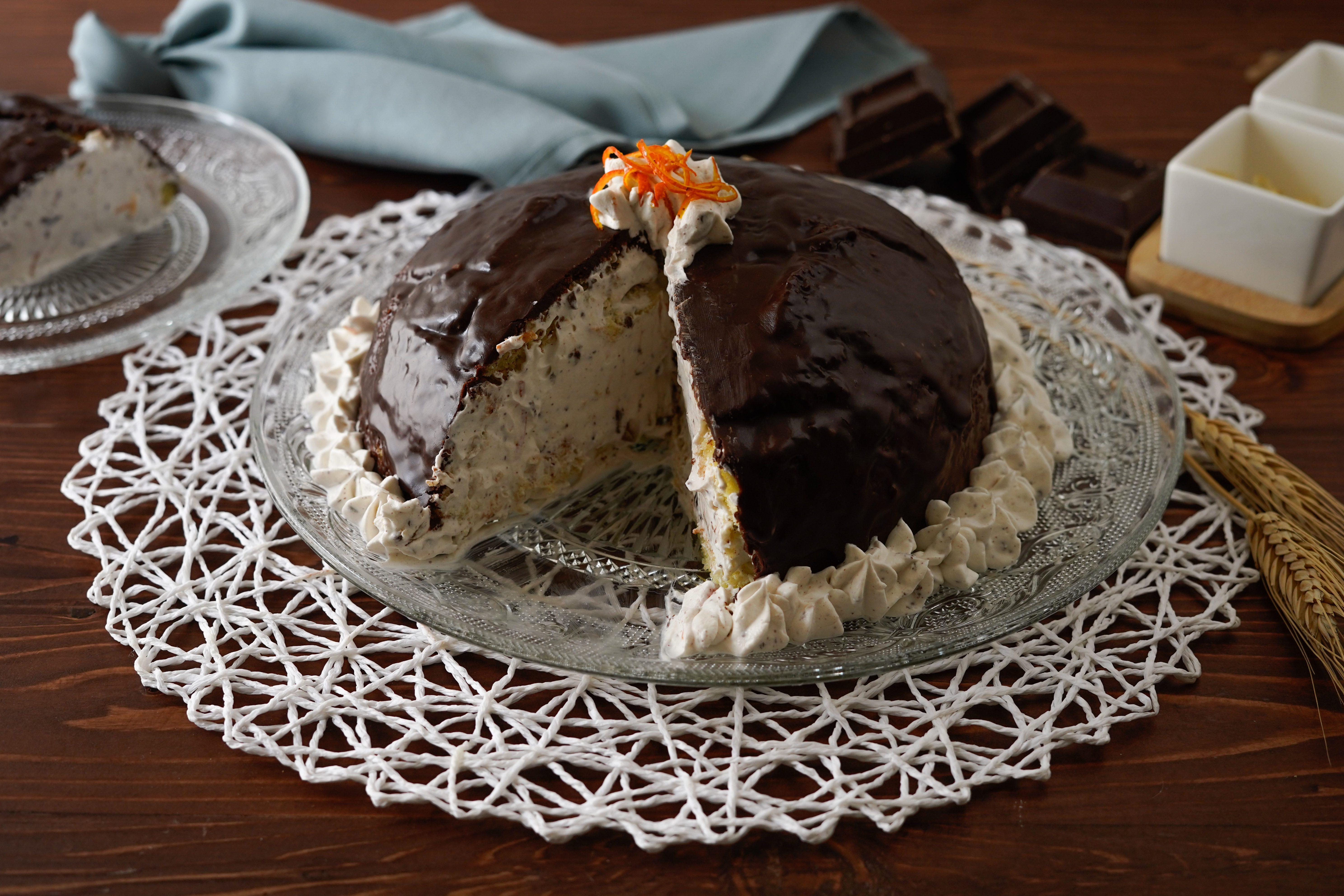 Zuccotto pasquale: la ricetta del dolce tipico siciliano ricco e goloso