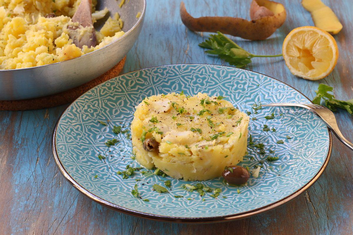 Brandacujùn: la ricetta dello stoccafisso mantecato alla ligure