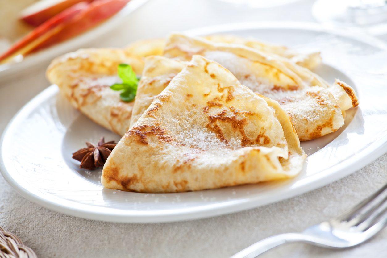 Crêpes di avena: la ricetta con farina di avena perfetta per farciture dolci e salate