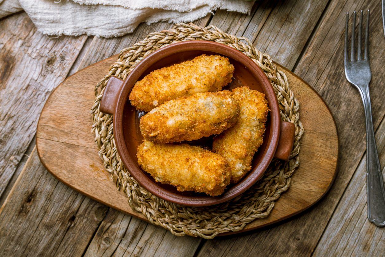 Crocchette cacio e pepe: la ricetta dell'antipasto gustoso e stuzzicante