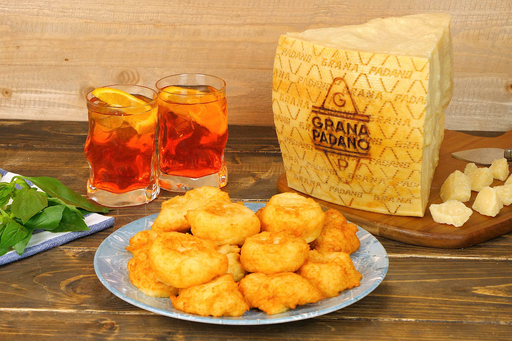 Frittelle di patate e Grana Padano DOP: facili e sfiziose, saranno pronte in pochi minuti!