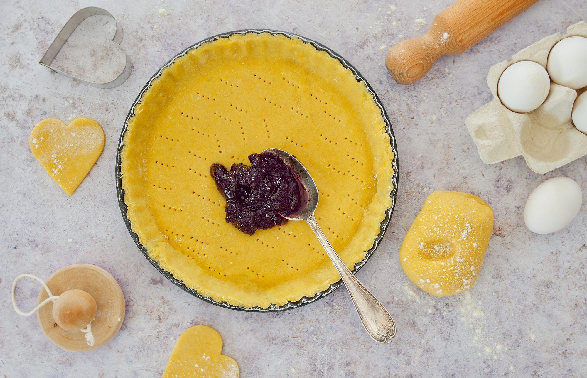 Pasta frolla: la ricetta dell'impasto base