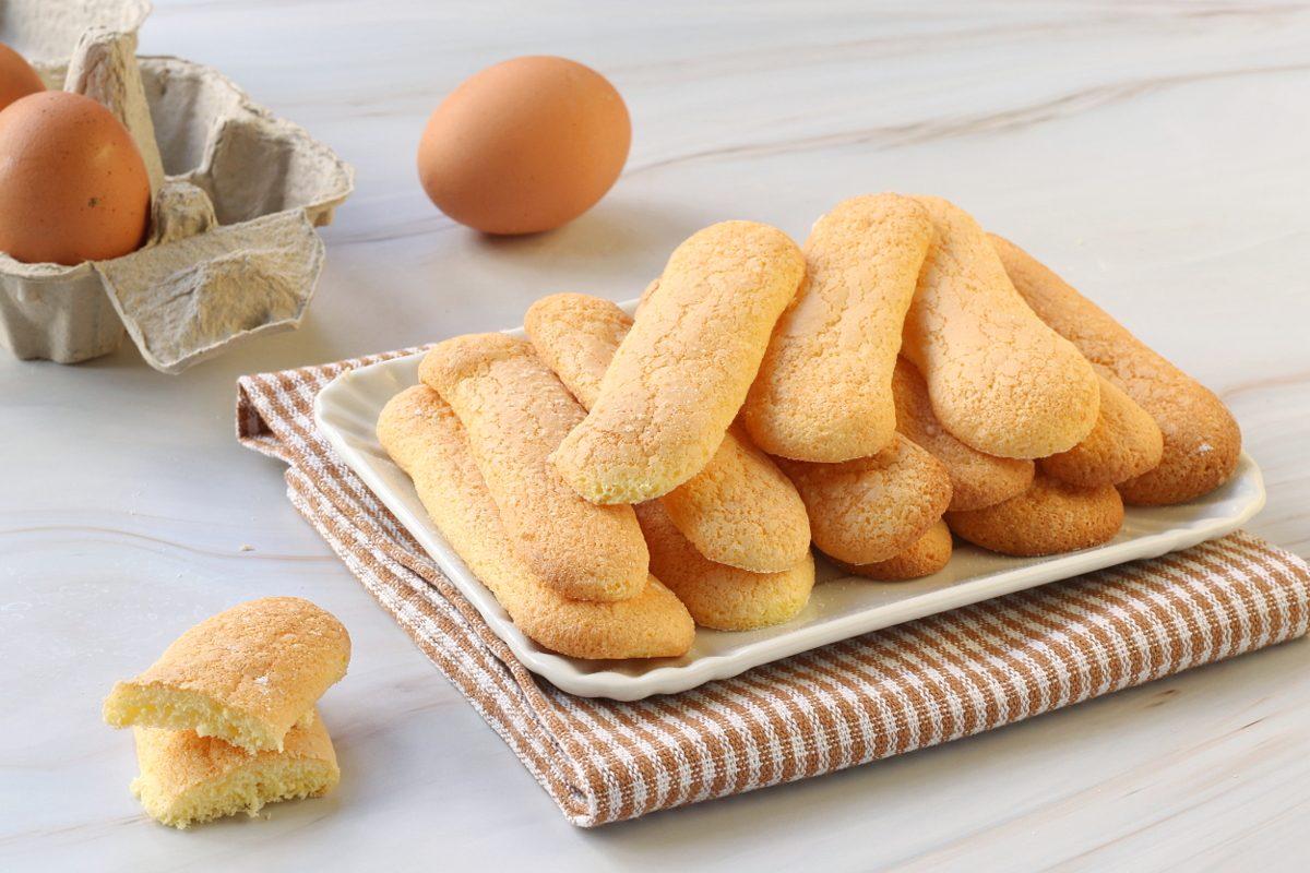Savoiardi: la ricetta dei celebri biscotti piemontesi