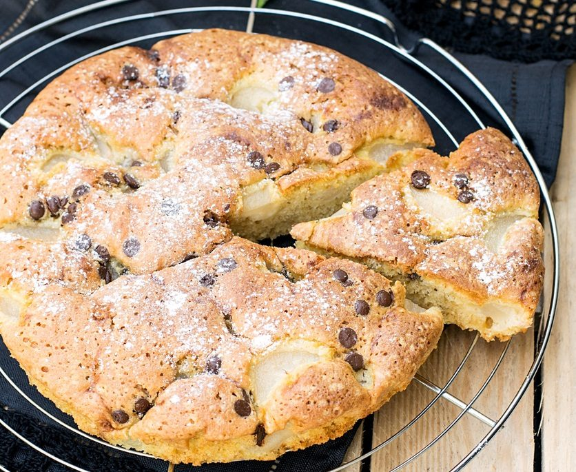 Torta di grano e cioccolato: la ricetta del dolce con grano cotto soffice e profumato
