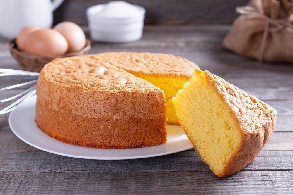 Tutti gli errori da non fare per preparare il pan di Spagna perfetto