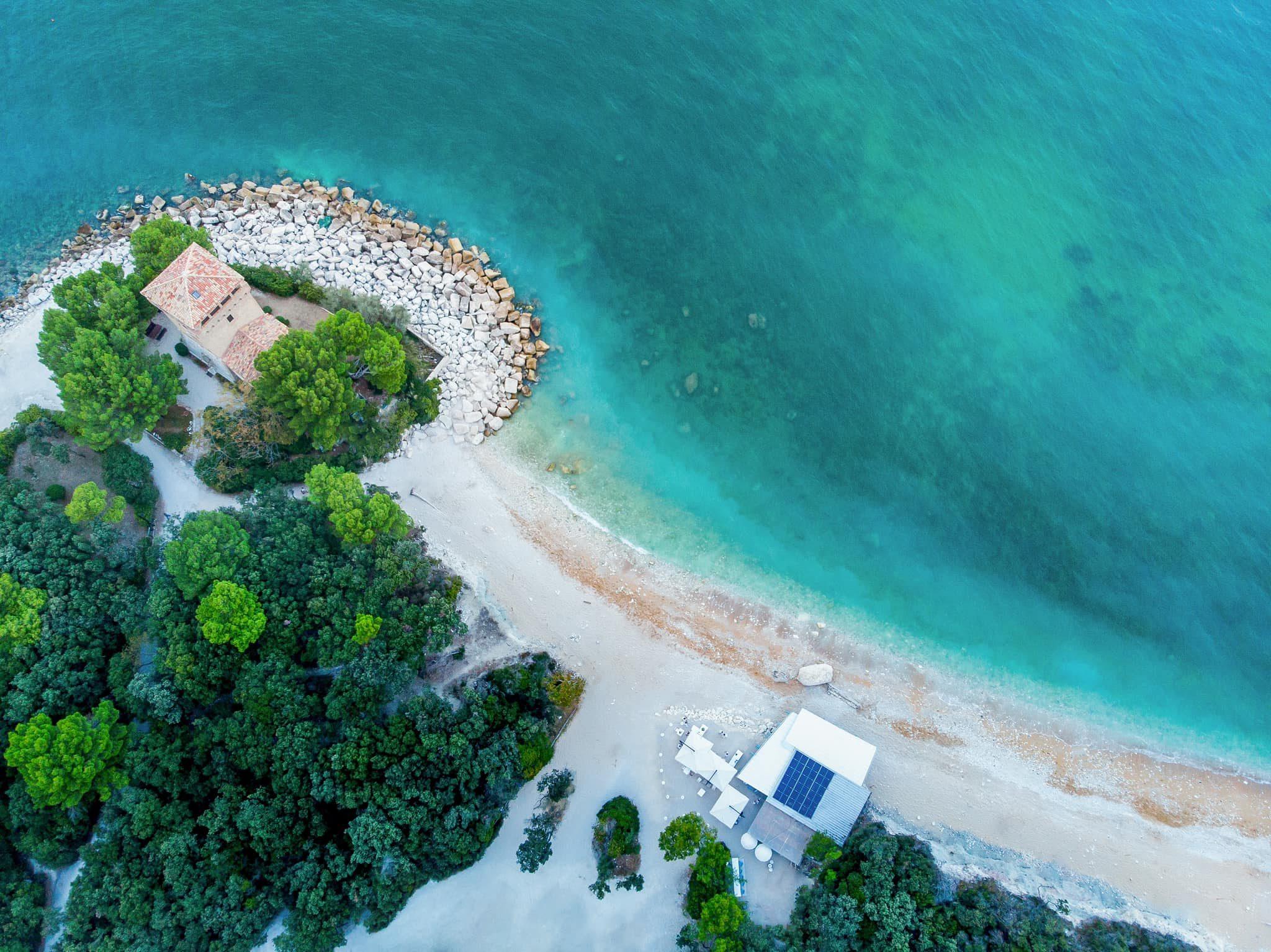 Un orto sulla spiaggia: il sogno di Moreno Cedroni è realtà e rilancia Senigallia