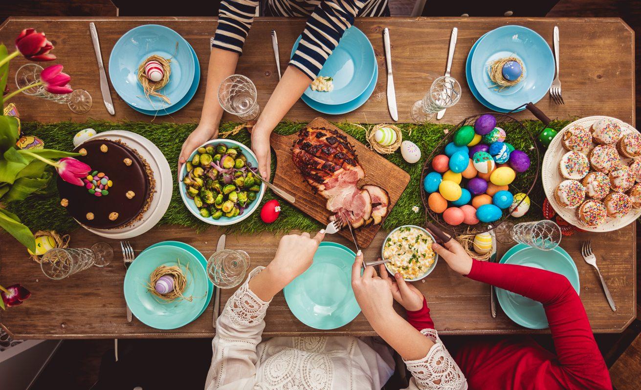 Avanzi di Pasqua: tutte le idee creative per riciclare i piatti delle feste