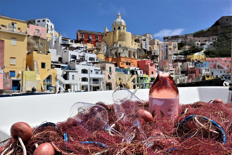 50 Top Italy Rosé: ecco quali sono i migliori vini rosati d'Italia